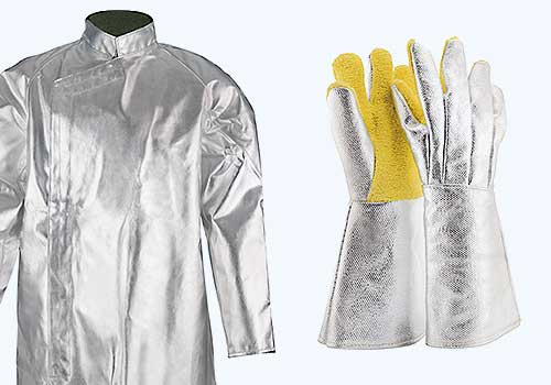 Hitzeschutzbekleidung